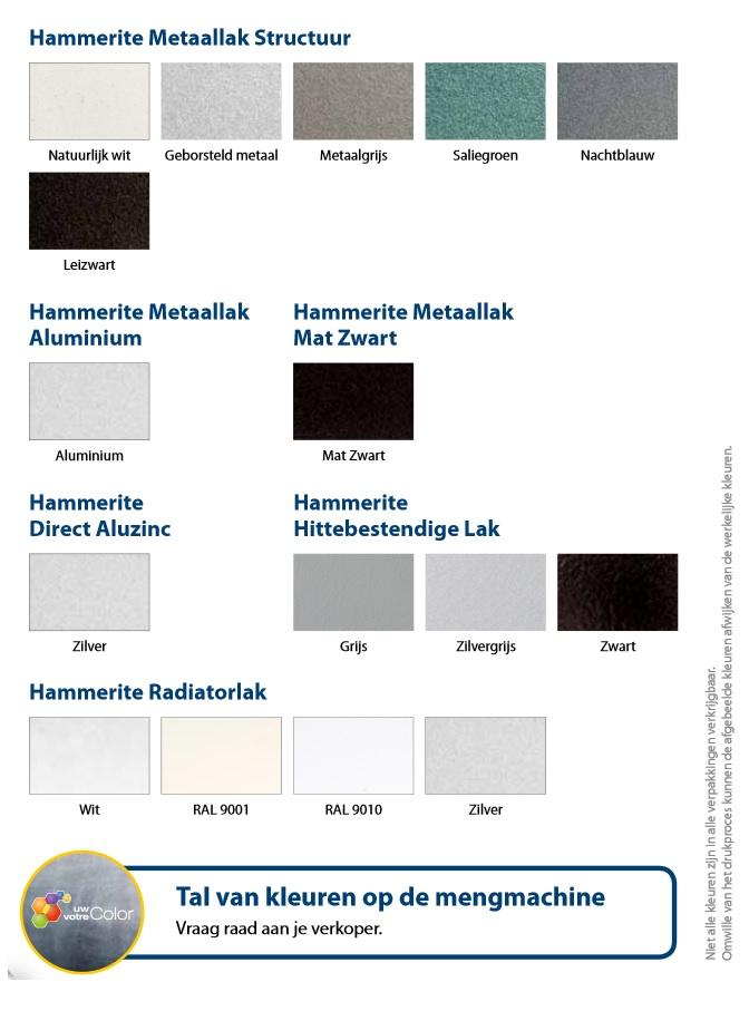 Hammerite | Vandenberghe Verf